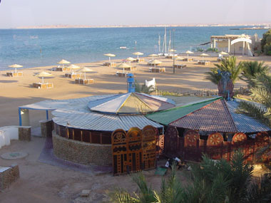 Magawish Hotel at Red Sea, Egypt